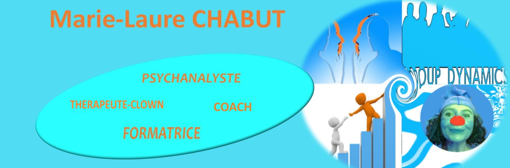 MARIE-LAURE CHABUT  -     PSYCHANALYSTE  -  FORMATRICE